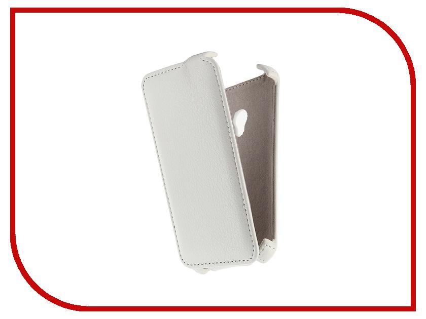 Аксессуар Чехол-флип Alcatel OneTouch Pixi 3 (4) Activ White 47718<br>