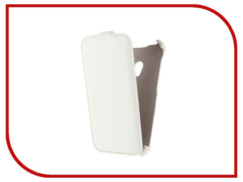 Аксессуар Чехол-флип ASUS ZenFone 4 4.5 Activ White 47710