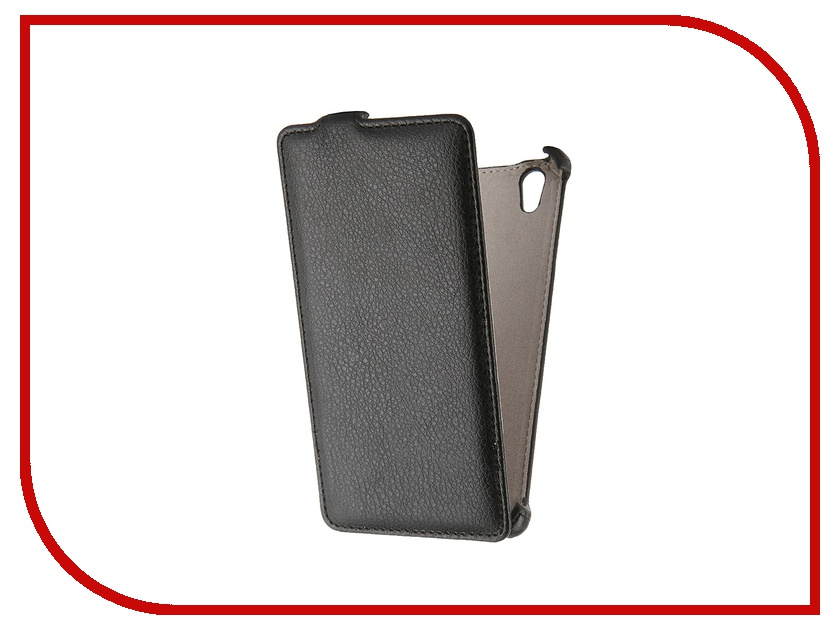 Аксессуар Чехол-флип Lenovo A6000 Activ Black 47851<br>