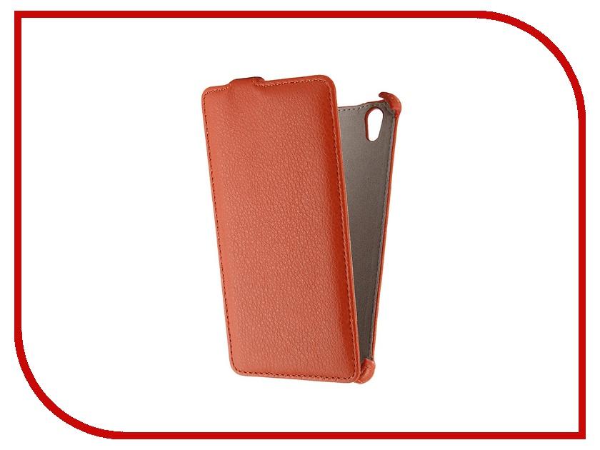 Аксессуар Чехол-флип Lenovo A6000 Activ Orange 47855<br>