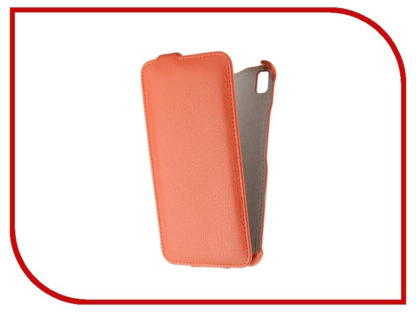 Аксессуар Чехол-флип Lenovo A7000 Activ Orange 48115<br>