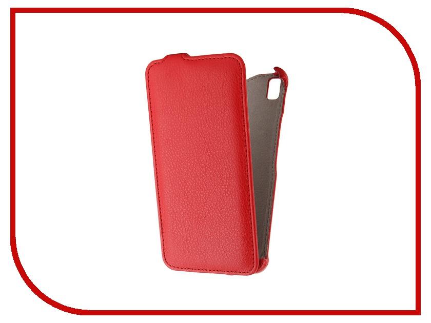 Аксессуар Чехол-флип Lenovo A7000 Activ Red 48112<br>