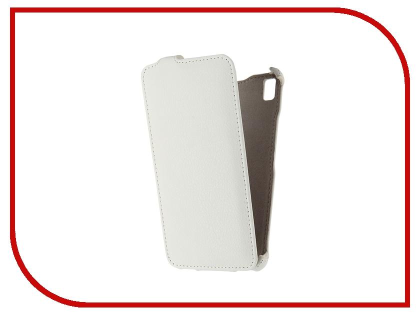 Аксессуар Чехол-флип Lenovo A7000 Activ White 48113