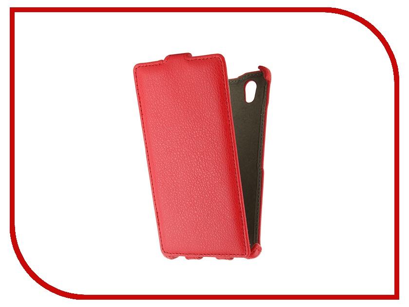Аксессуар Чехол-флип Lenovo P70 Activ Red 46521<br>