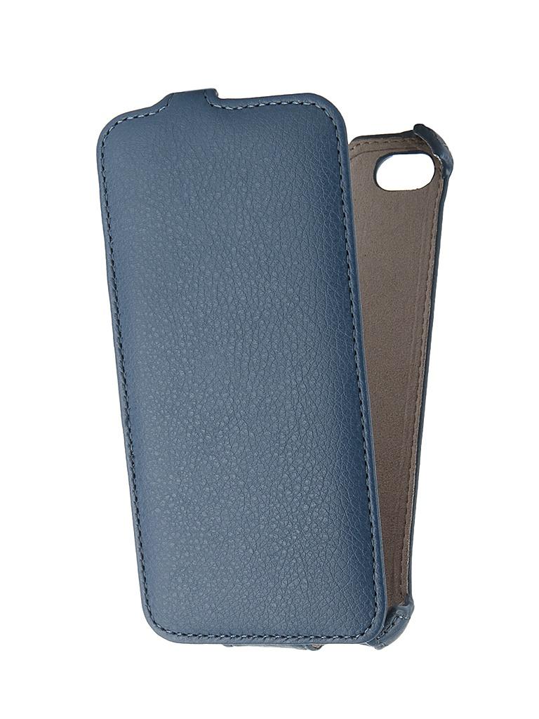 Аксессуар Чехол-флип Lenovo S60 Activ Blue 47836<br>
