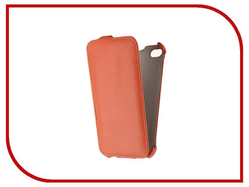 Аксессуар Чехол-флип Lenovo S60 Activ Orange 47837<br>