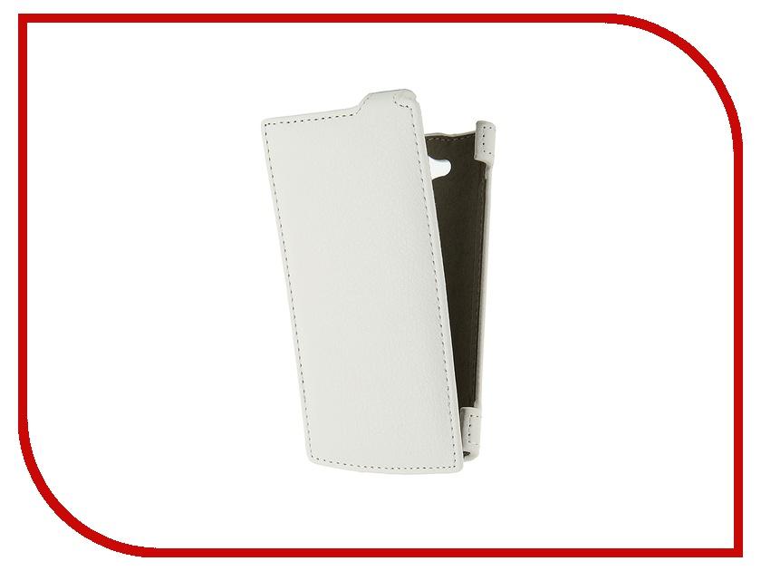 Аксессуар Чехол-флип Philips S308 Activ White 43800<br>