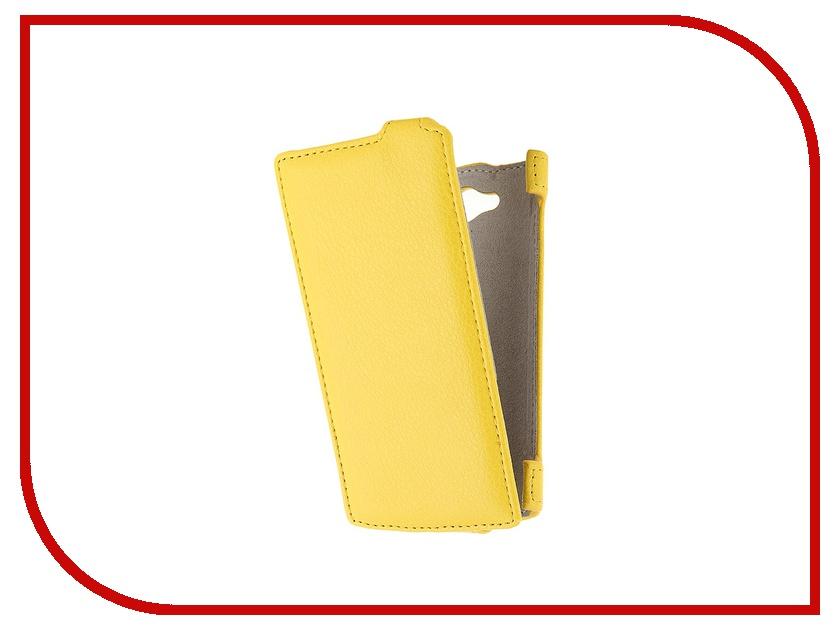 Аксессуар Чехол-флип Philips S308 Activ Yellow 43803<br>