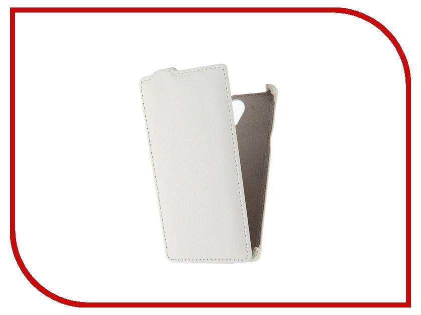 Аксессуар Чехол-флип Philips S398 Activ White 47782<br>