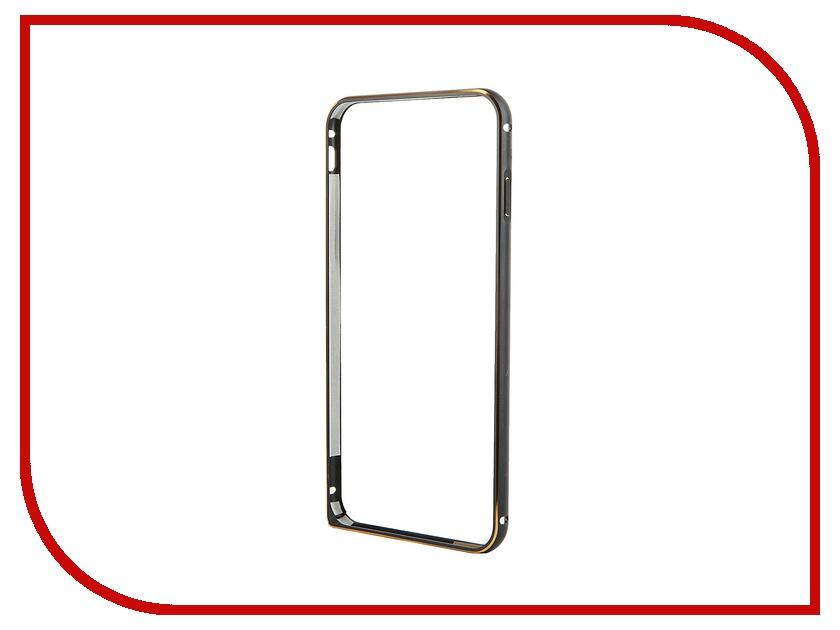 Аксессуар Чехол-бампер APPLE iPhone 6 Plus Activ MT01 Black 43972<br>