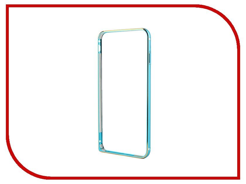 Аксессуар Чехол-бампер iPhone 6 Plus Activ MT01 Blue 43973<br>