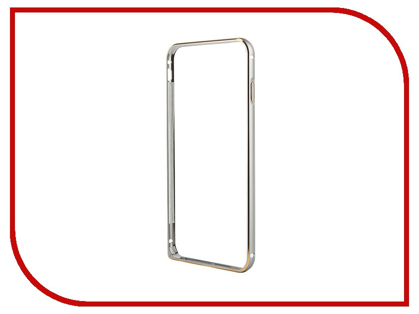 Аксессуар Чехол-бампер iPhone 6 Plus Activ MT01 Gray 43975<br>