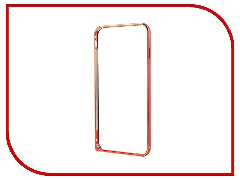 Аксессуар Чехол-бампер iPhone 6 Plus Activ MT01 Red 43976