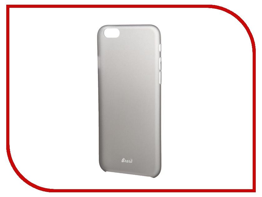 Аксессуар Клип-кейс Brera SLIM для iPhone 6 Black 42223<br>