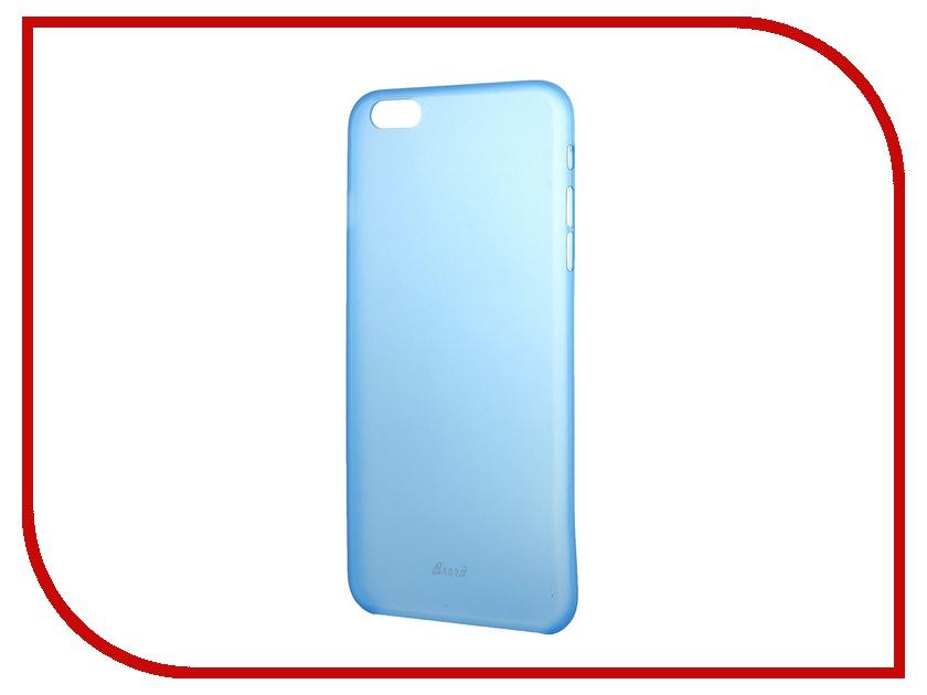 Аксессуар Клип-кейс Brera SLIM для iPhone 6 Plus Blue 43912<br>