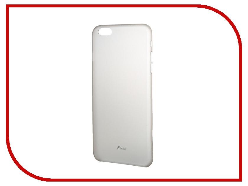 Аксессуар Клип-кейс Brera SLIM для iPhone 6 Plus Gray 43909<br>