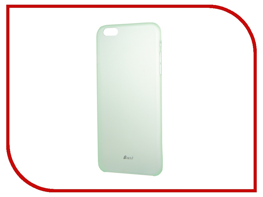��������� ����-���� Brera SLIM ��� iPhone 6 Plus Green 43913