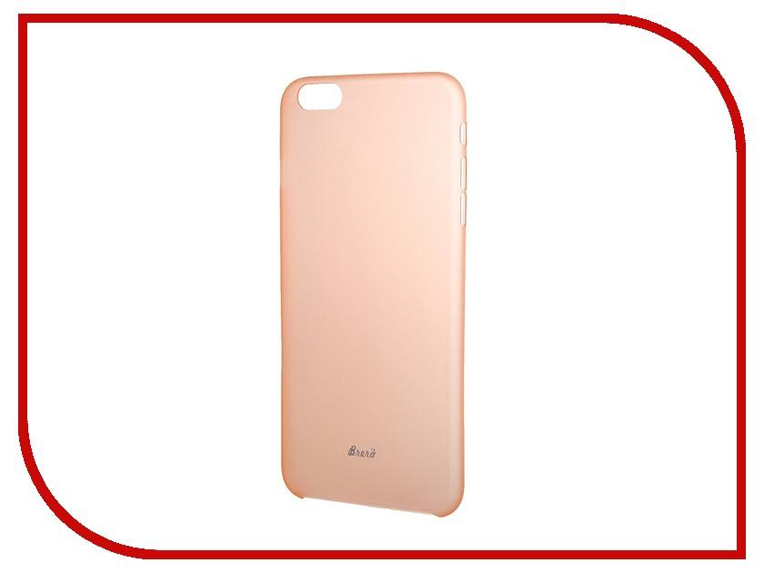 Аксессуар Клип-кейс Brera SLIM для iPhone 6 Plus Orange 43916<br>