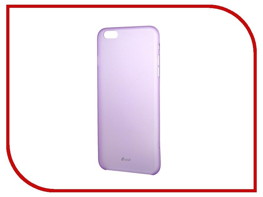 Аксессуар Клип-кейс Brera SLIM для iPhone 6 Plus Purple 43915<br>