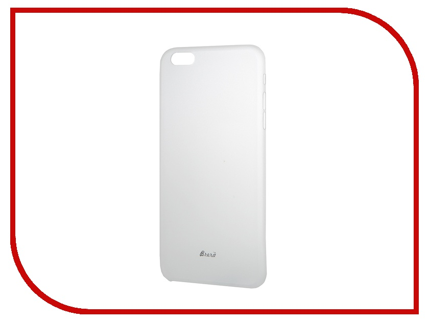 Аксессуар Клип-кейс Brera SLIM для iPhone 6 Plus White 43908<br>
