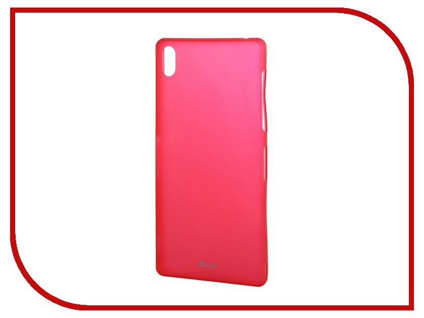 Аксессуар Клип-кейс Sony Xperia Z3 Brera SLIM Red 47965<br>