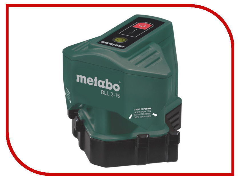Нивелир Metabo BLL 2-15