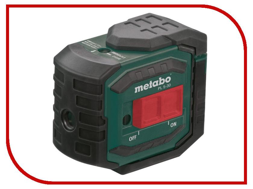 Нивелир Metabo PL 5-30 606164000