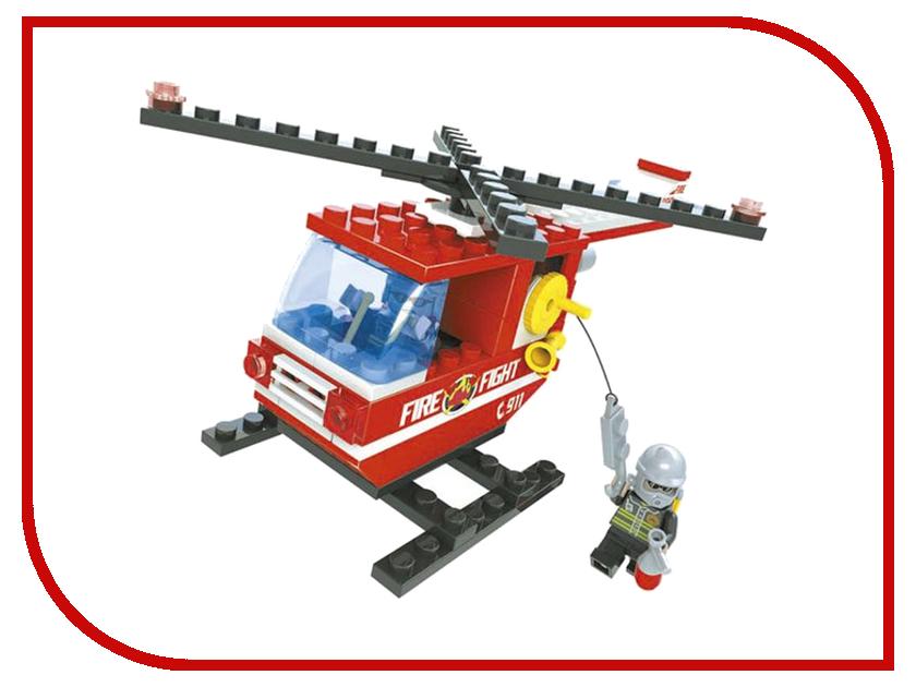 Конструктор Ausini Пожарные 105 дет. 21302