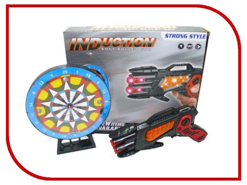 Игра спортивная Shantou Gepai Тир с пистолетом 369-1