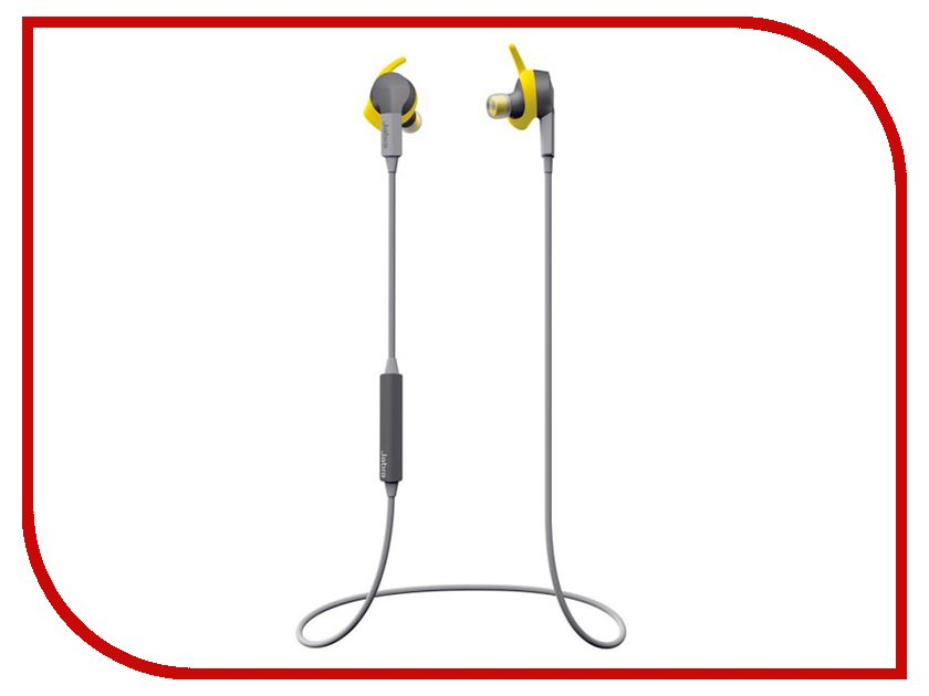 Гарнитура Jabra Sport Coach Yellow<br>