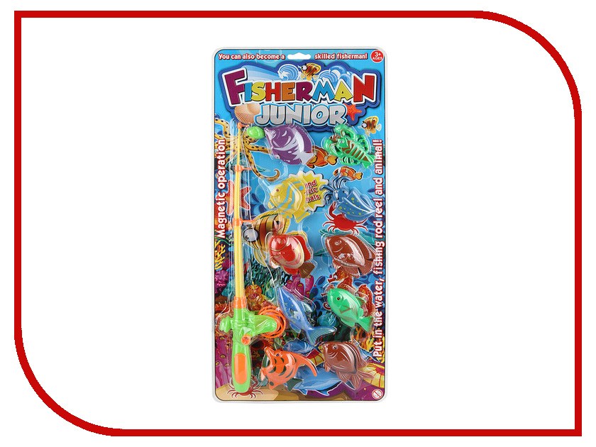 Настольная игра Shantou Gepai Набор рыбалка магнит 1210-4<br>