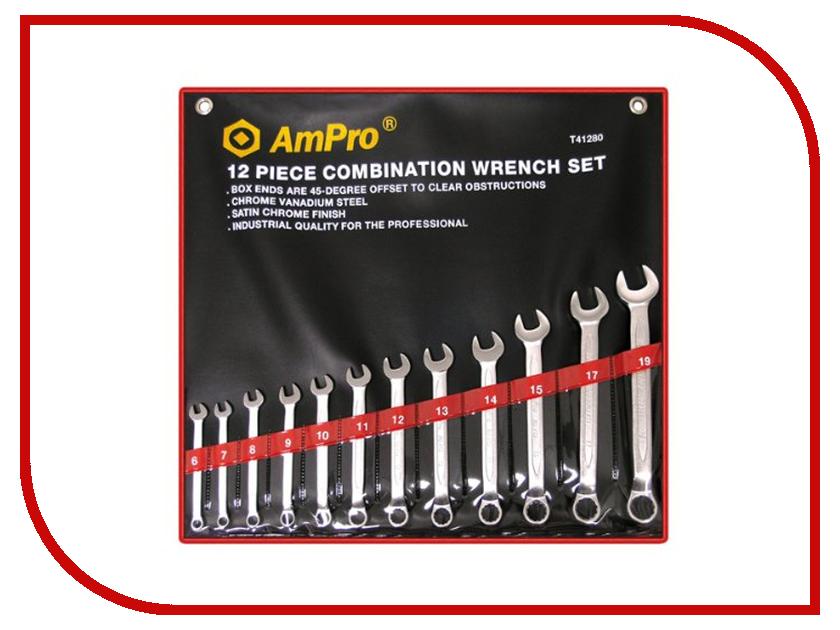 Набор инструмента AmPro T41280<br>