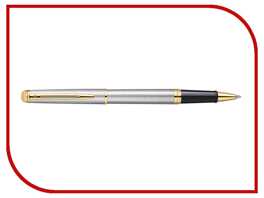 Ручка Waterman Hemisphere Stainless Steel GT S0920350<br>