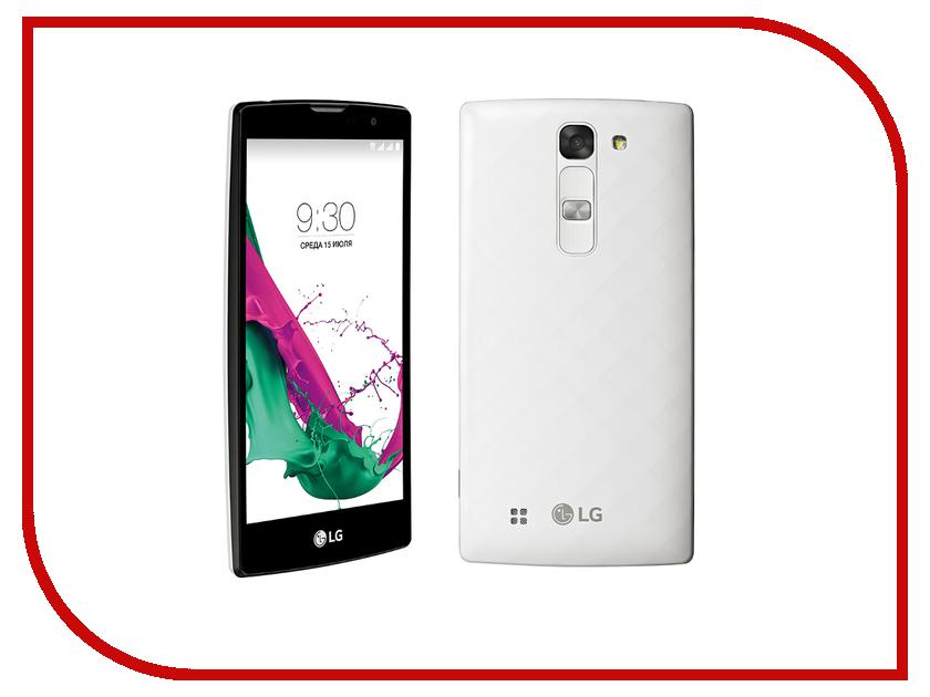 все цены на Сотовый телефон LG H522Y G4C White Black онлайн