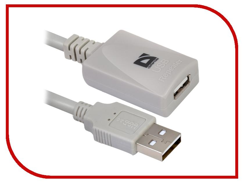 Аксессуар Defender USL111 USB AM-AF 4.8m 83711<br>