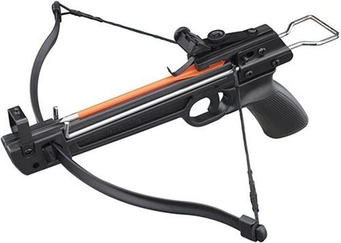 Арбалет Man Kung MK-50 A1/5PL Black<br>