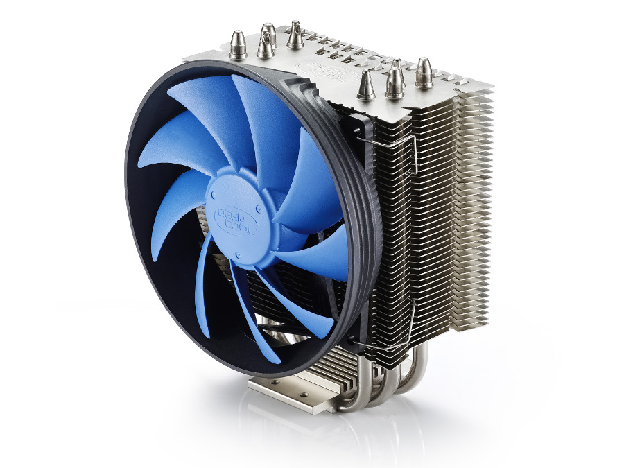 Кулер DeepCool Gammaxx S40 (Intel LGA2011/LGA1366/LGA1156/LGA1155/LGA1151/LGA1150/LGA775/AMD FM2/FM1/AM3+/AM3/AM2+/AM2/AM4/940/939/754)