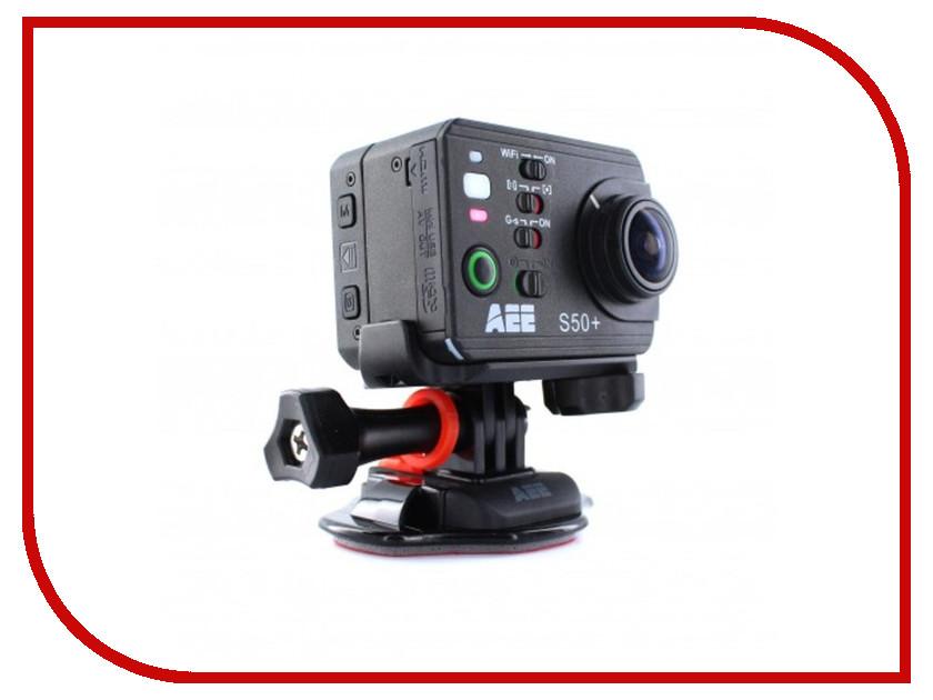 Экшн-камера AEE S50+ Black<br>