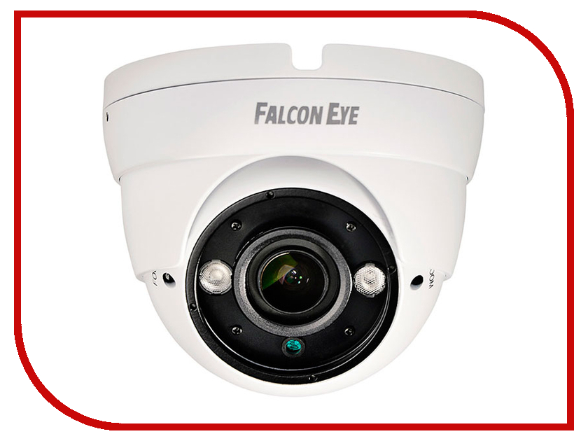 AHD камера Falcon Eye FE-IDV1080AHD/35M White fe commpact kit датчики