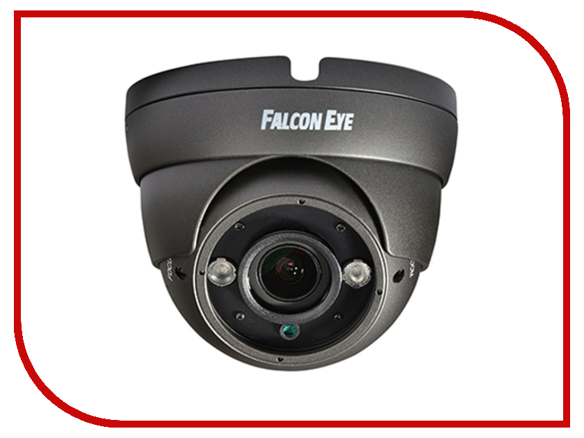 AHD камера Falcon Eye FE-IDV1080AHD/35M Grey fe commpact kit датчики