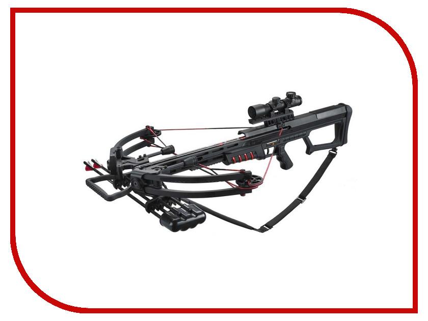 все цены на  Арбалет Man Kung MK-400 Tornado MK-400R-BM  онлайн