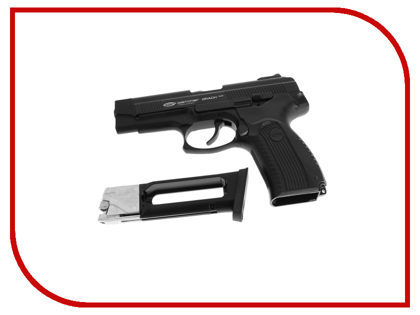 Пистолет Gletcher GRACH NBB 43335