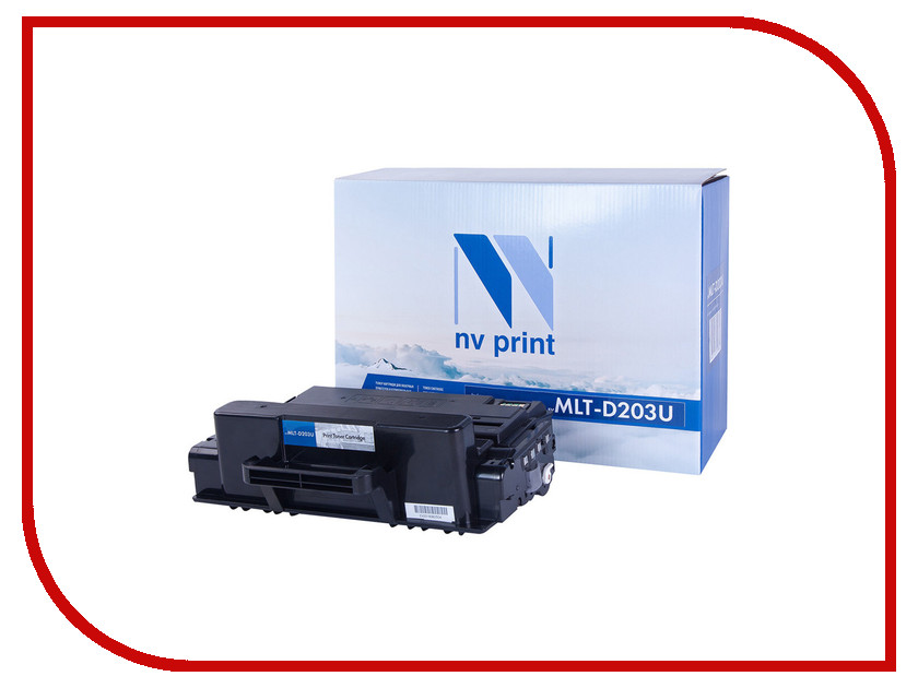 Картридж NV Print MLT-D203U for ProXpress M4020ND / M4070FR / SL-M4020 / SL-M4020ND / SL-M4070 / SL-M4070FR