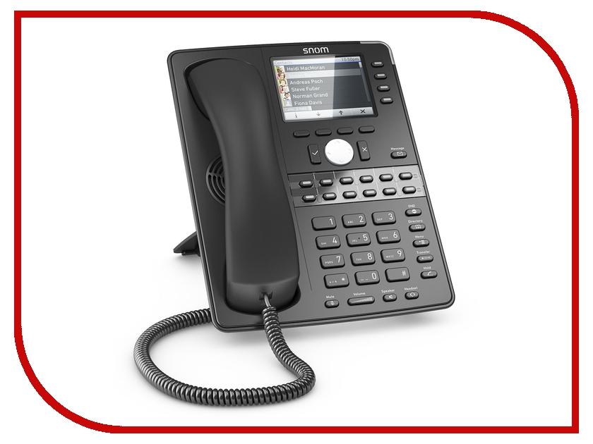VoIP оборудование Snom D765