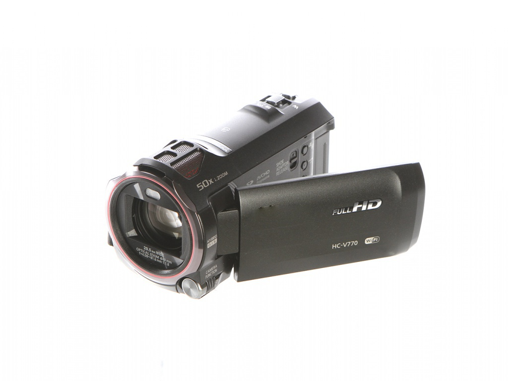 Видеокамера Panasonic HC-V770 Black Выгодный набор + серт. 200Р!!!