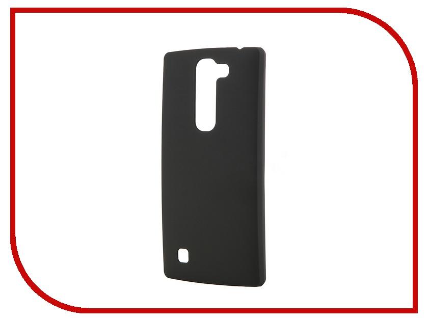 Аксессуар Чехол-накладка LG G4C Pulsar Clipcase PC Soft-Touch Black PCC0040<br>