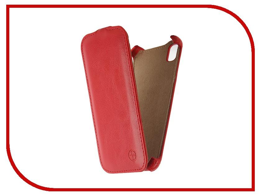 ��������� �����-���� Alcatel Idol 3 (4.7) Pulsar Shellcase Red PSC0735