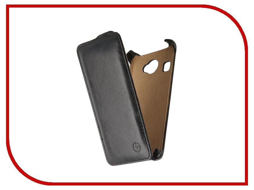 все цены на Аксессуар Чехол-флип Fly Nimbus 1 FS451 Pulsar Shellcase Black PSC0744 онлайн