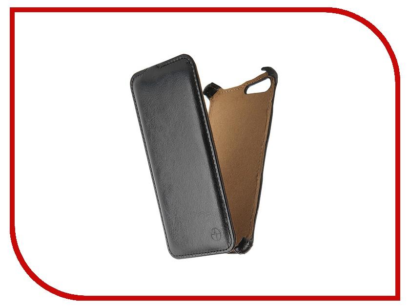 Аксессуар Чехол-флип Sony Xperia M5/M5 Dual Pulsar Shellcase Black PSC0760<br>