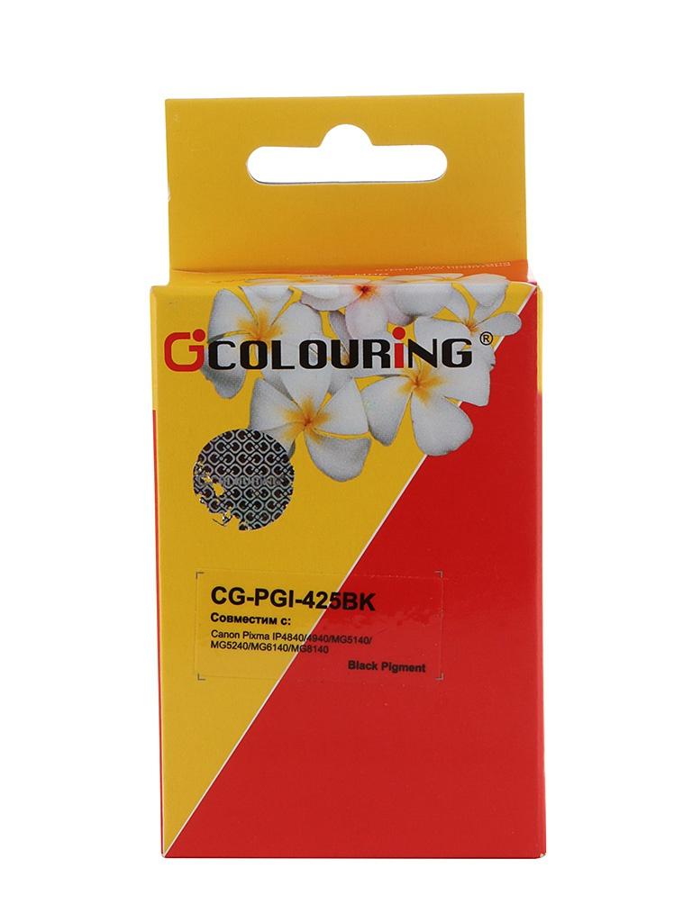 Аксессуар Colouring CG-PGI-425BK Black для Canon IP4840/MG5140/MG5240/MG6140/MG8140